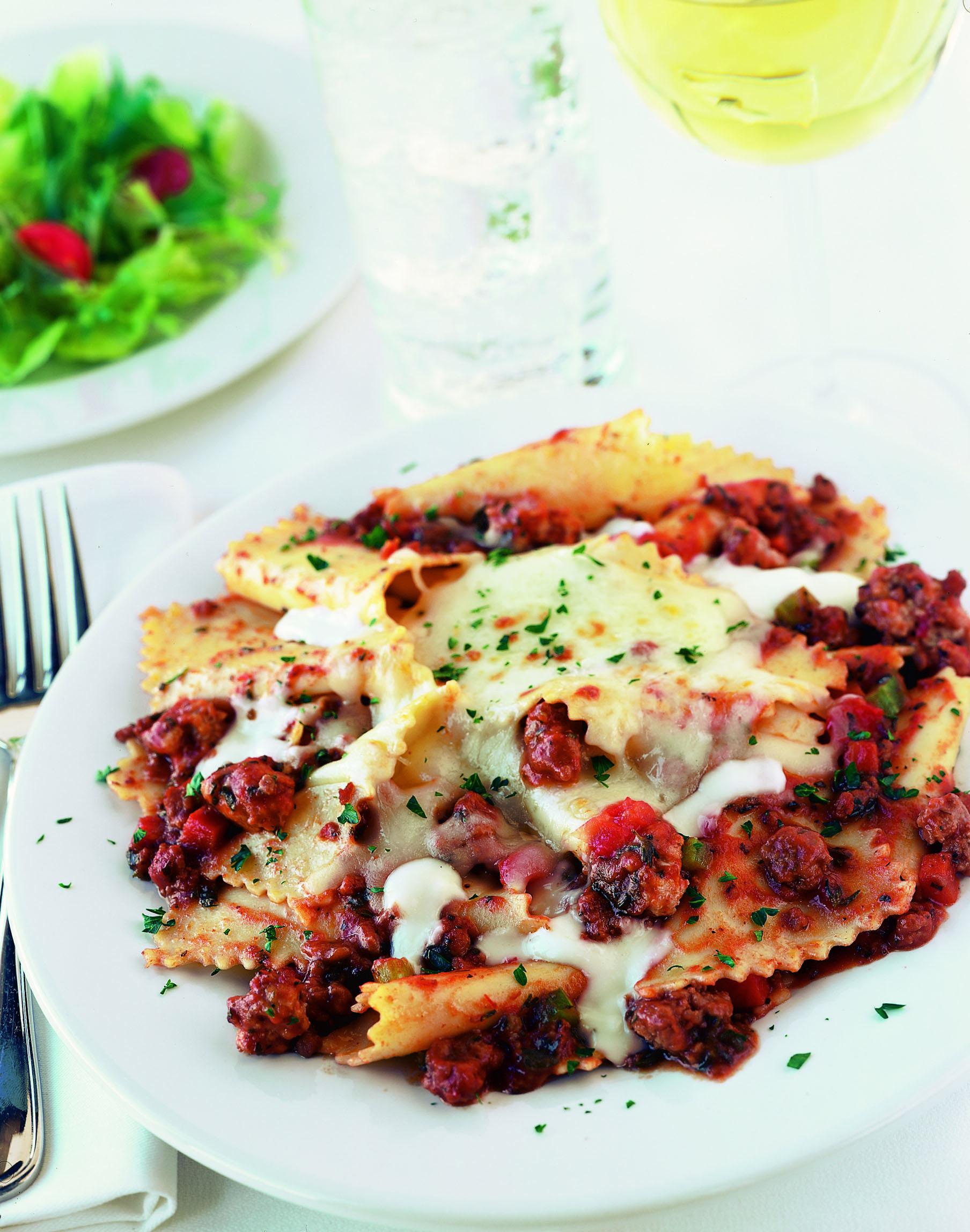 Lasagna Matta