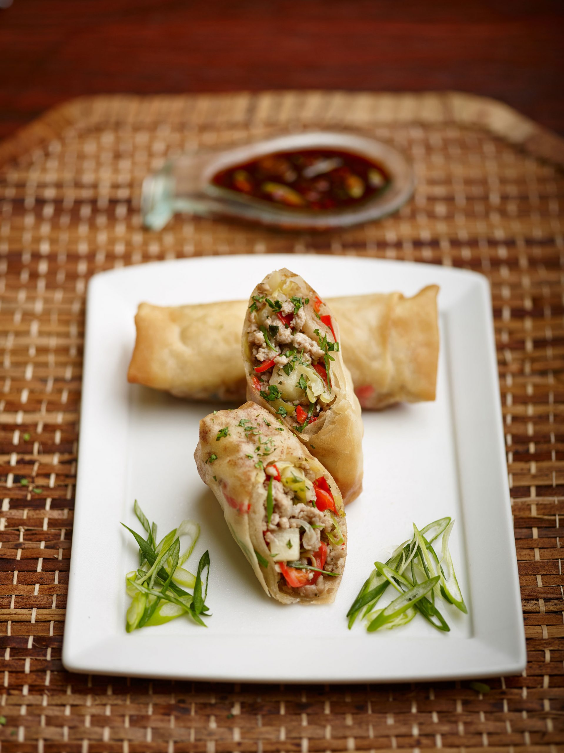 Veal Egg Roll