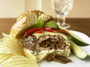 Veal Osso Buco Burger