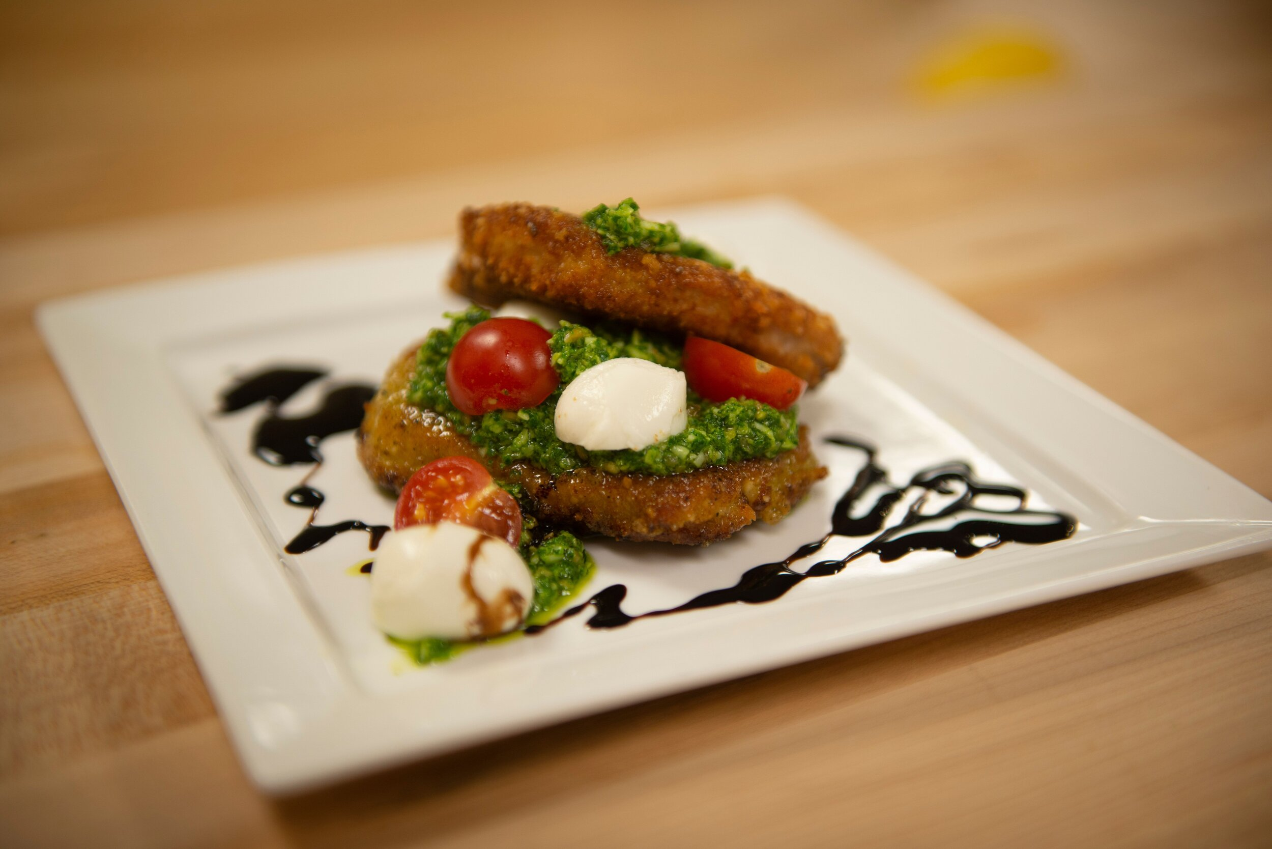 Veal Cutlet Caprese