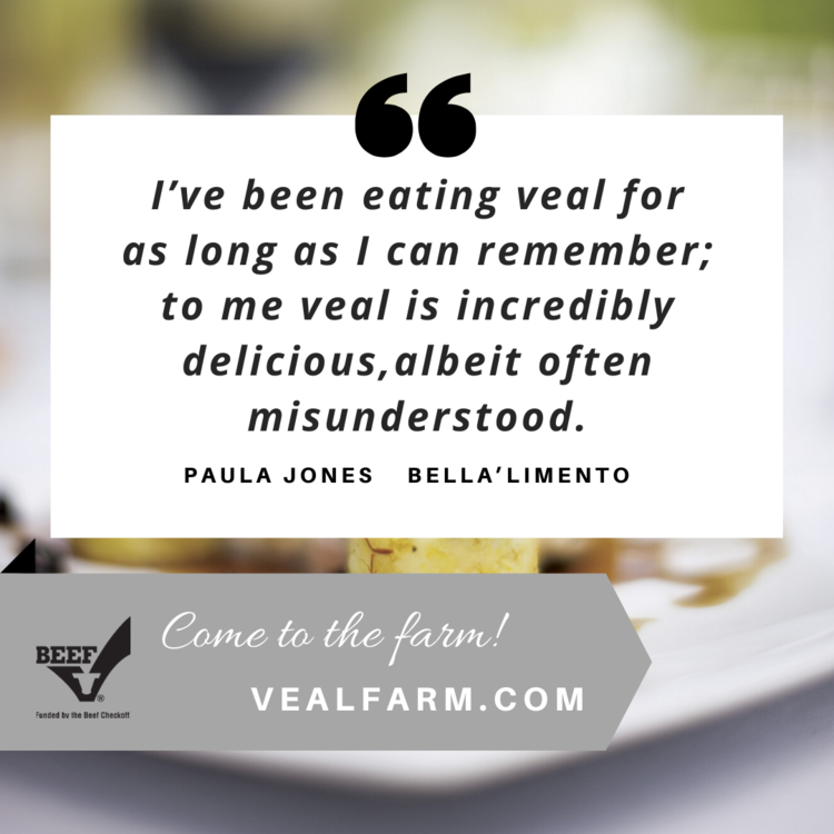 Bella'limento Learns about Veal from Farm to Fork