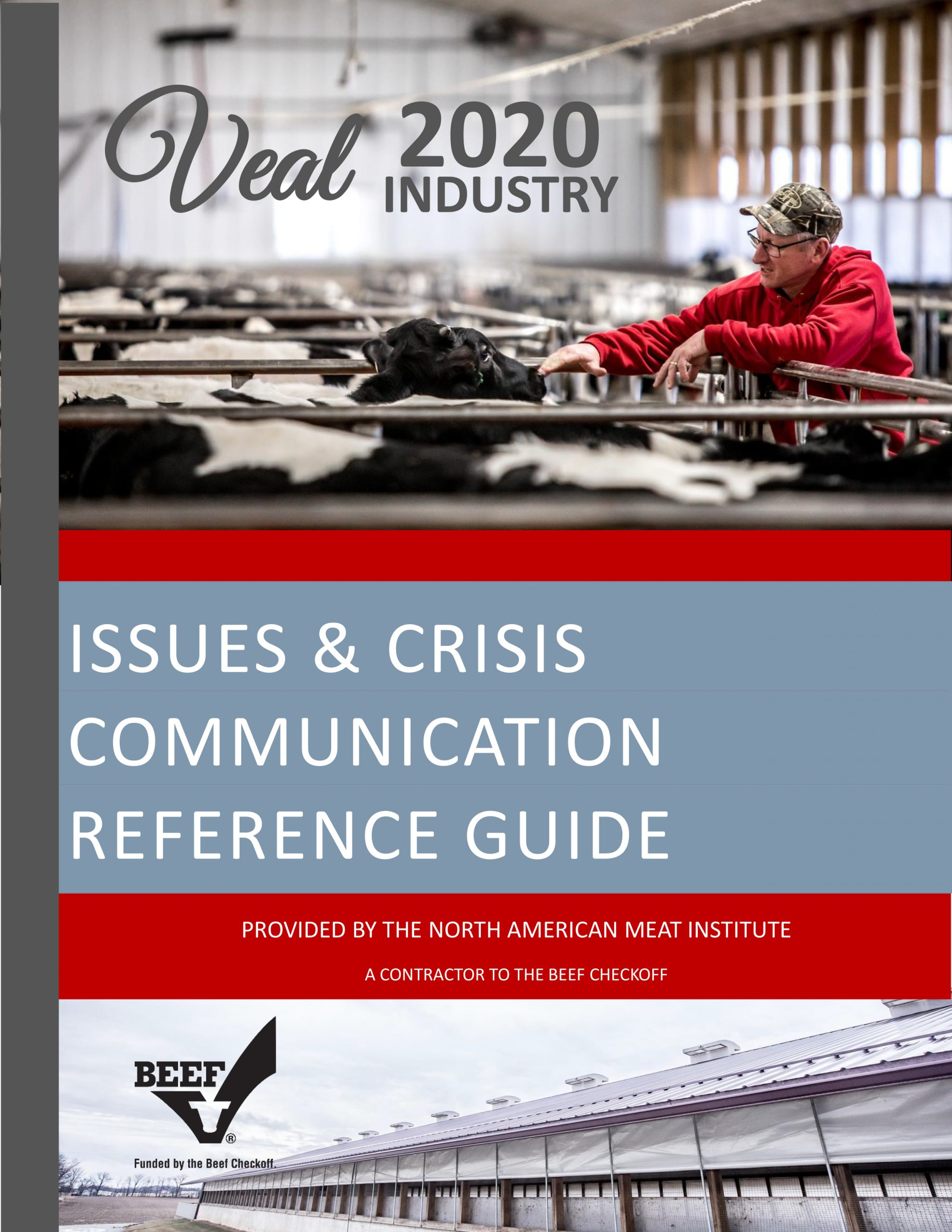Veal Issues and Crisis Reference Guide 2020