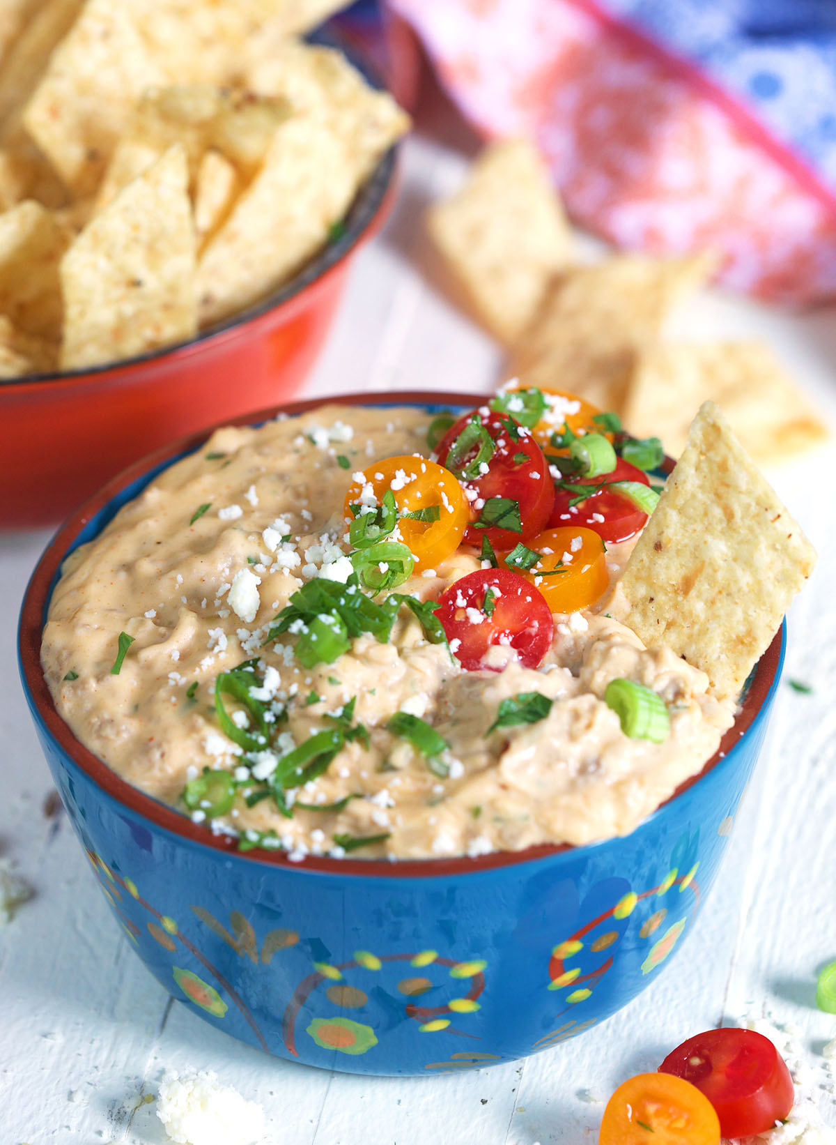 Veal Queso Dip